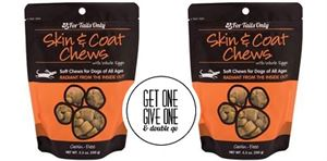 Picture of FTO Skin  Coat Chews for Dogs - 5.3 oz Bag [QTY: 2]